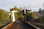 profesionální foto snoubenců